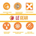 Le Gear arm sleeves