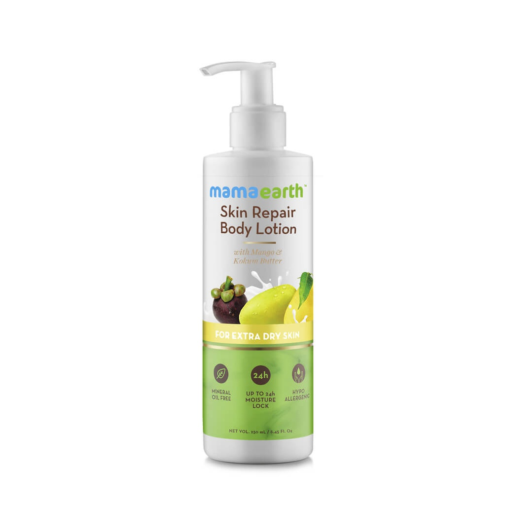Skin Repair Natural Body Lotion for extra dry skin, 250ml