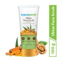 Ubtan Face Scrub with Turmeric & Walnut for Tan Removal - 100g