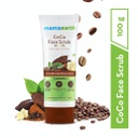 CoCo Face Scrub with Coffee & Cocoa for Rich Exfoliation - 100g
