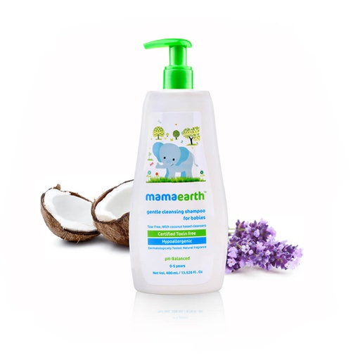 Gentle Cleansing Shampoo, 400ml