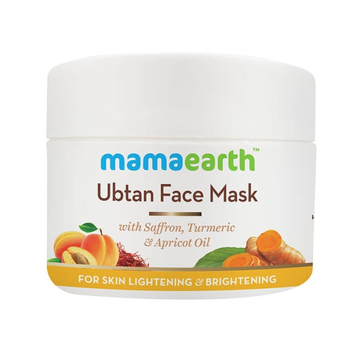 Ubtan Face Mask for tan removal, 100ml